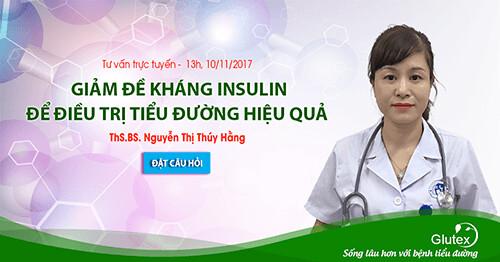 ThS.BS. Nguyễn Thị Thúy Hằng - Trưởng khoa Khám bệnh, Bệnh viện Đa khoa Xanh Pôn