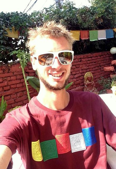J35 : 25 octobre 2017 : Katmandou - Départ du lodge