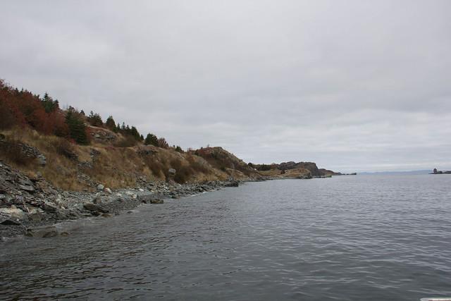 Bay Roberts seashore