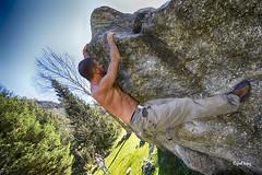 Tensión a piedra