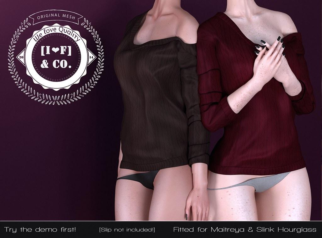 [I<3F] Pullover [02] @TCF