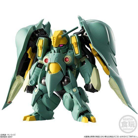 FW GUNDAM CONVERGE 特別彈 EX20 《機動戰士ZZ鋼彈》超弩級「昆曼沙」!!クィン・マンサ