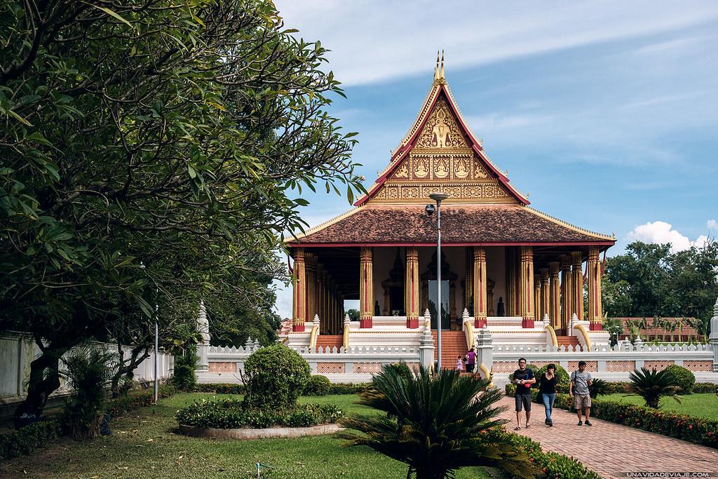 guia de Vientiane