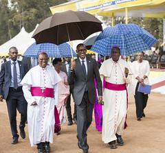 Centenary Jubilee of Priesthood in Rwanda | Kabgayi, 7 October 2017