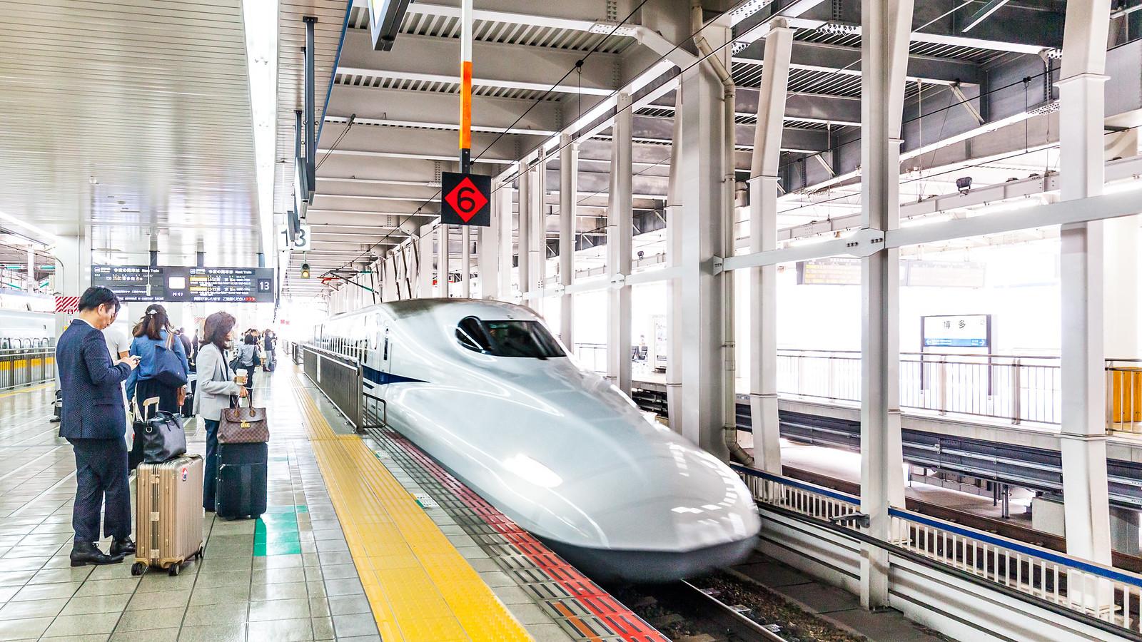博多駅 / 新幹線