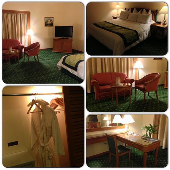 exquisite hotel room