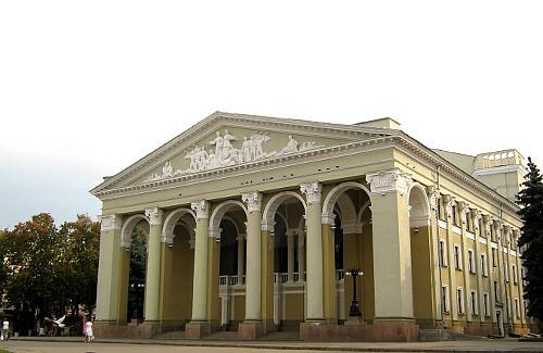 Театр ім. Гоголя