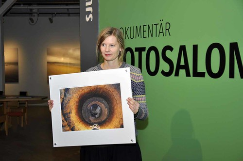 Helga Härenstam visar Bästa bild