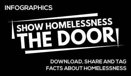 Show Homelessness the Door