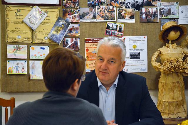 Lakossági fórum Szegeden a nemzeti konzultációról