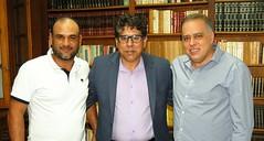 23 10 2017 Dionísio  Wesley, Prefeito Farias e DPAA