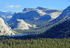 Just a Touch of Blue, Tenaya Lake, Yosemite NP 10-17