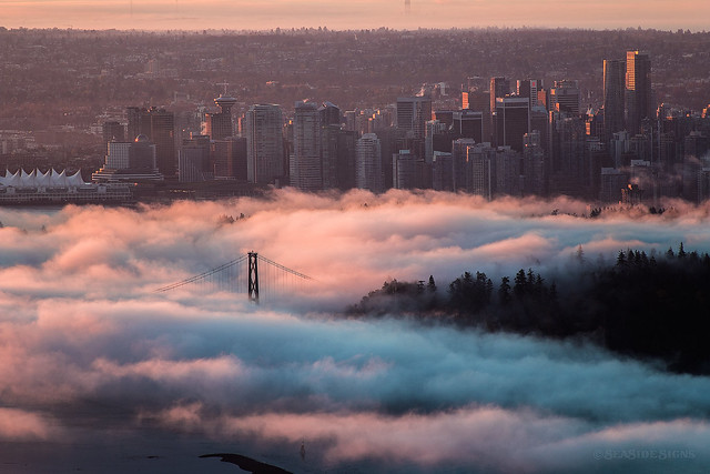 Up Before the Dawn ☁🌞 Vancouver, BC