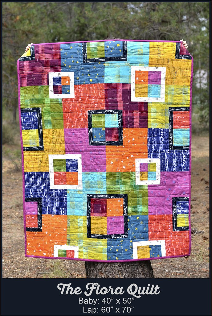 Chroma quilt