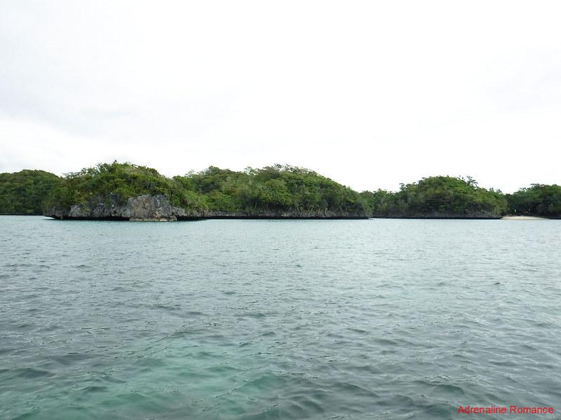 Nueva Valencia islets