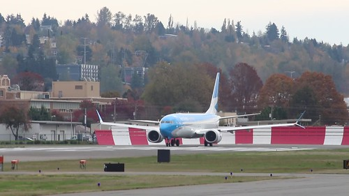 Video: Despegue del Boeing 737 MAX de Aerolineas Argentinas