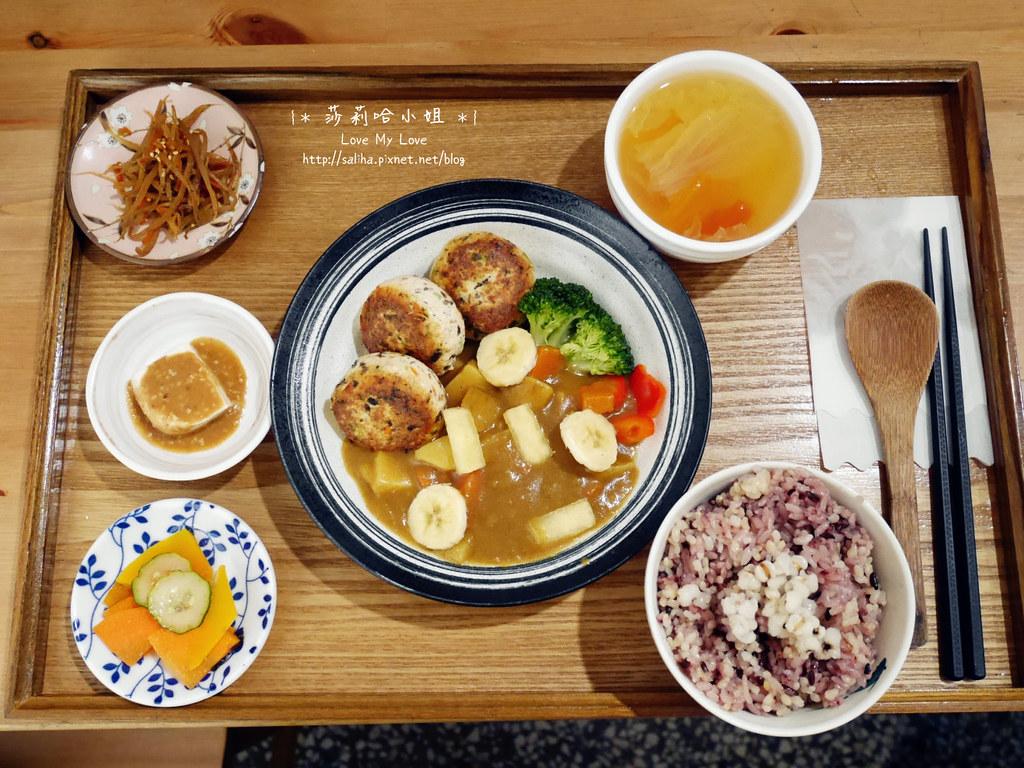 大坪林站素食餐廳推薦原粹菜單價位 (5)