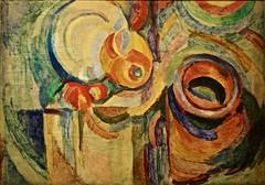 Nature Morte Portugaise (c.1916) - Sonia Delaunay (1885 - 1979)