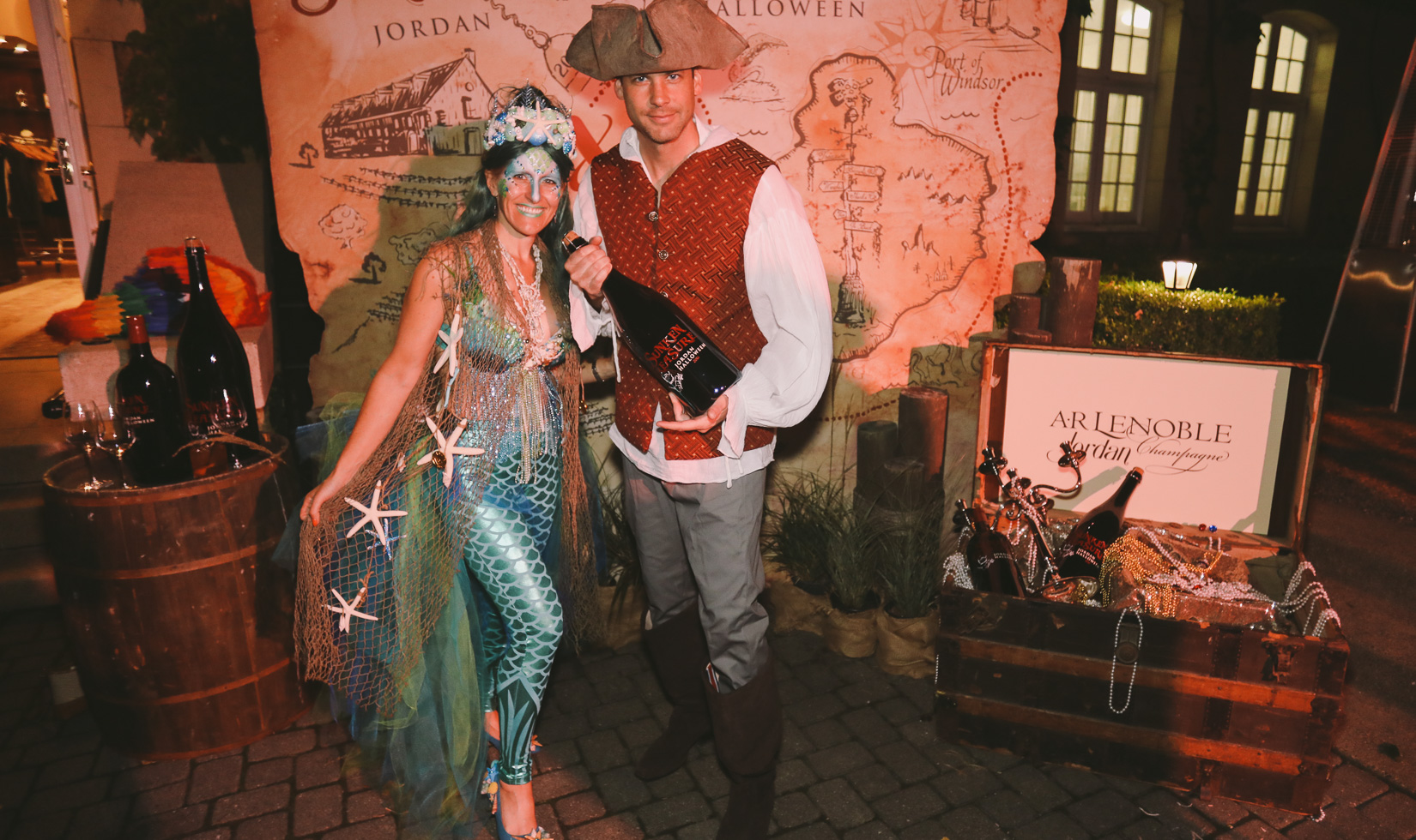 Creative Pirate Costume Ideas | Wine Country Table