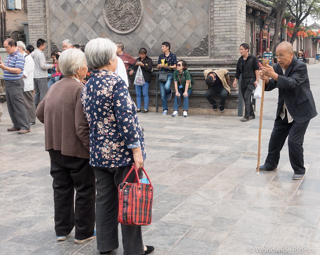China Pingyau Acient City-20