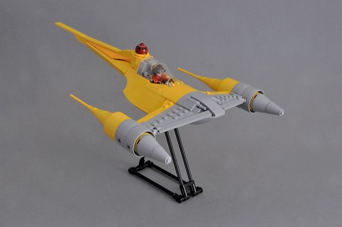 Naboo N-1 Starfighter V2