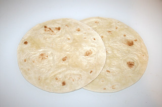 21 - Zutat Tortillas / Ingredient tortillas