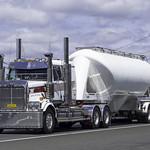 2007 Western Star 4800FX Tanker Truck