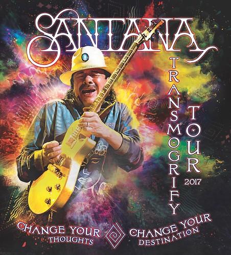 SANTANA's 'Transmogrify Tour' at Amway Center