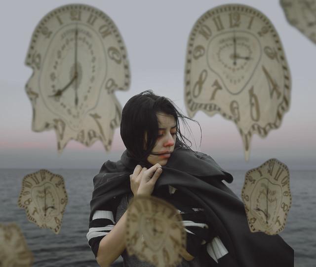 Tiempo derretido // Melted time