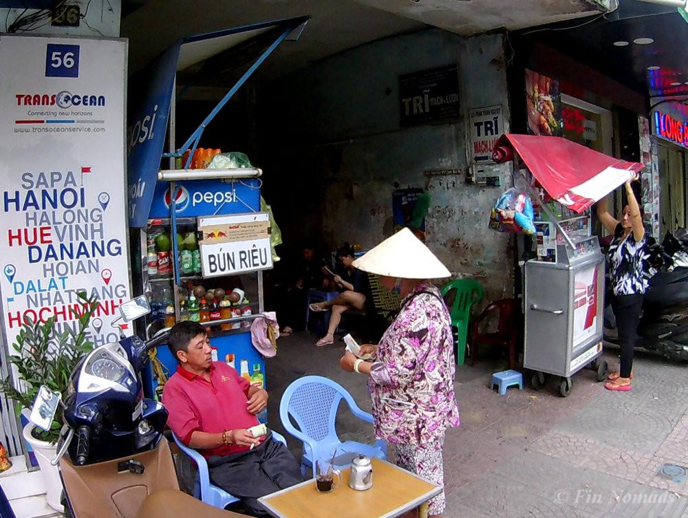 Vietnam katuruoka Saigon