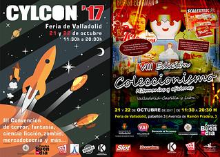 VIII Edición de Coleccionismo / CYLCON