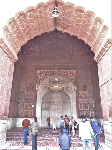 delhi-Mosquée Jama (9)