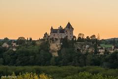 Château de Montfort (Périgord) Octobre 2017