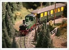 Modelleisenbahn (model railroading)