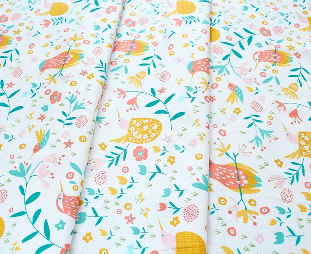 Moda Fabrics Wild Nectar 11801-11 Vanilla