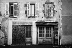 Boulangerie abandonnée