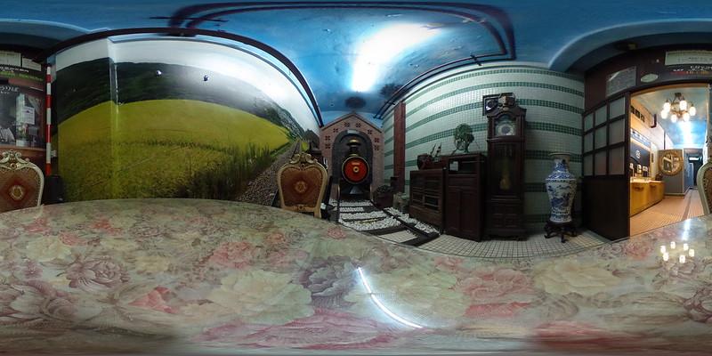 火車頭廁所