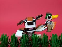 LEGO Duck Hunt145234