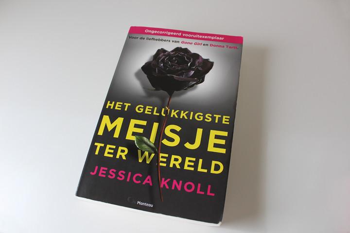 Must read: Het gelukkigste meisje ter wereld van Jessica Knoll
