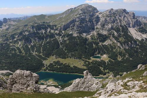 europe europa balkan balkans montenegro crnagora durmitor durmitornp durmitornationalpark hike trek trekking hiking planinica velikoskrckojezero maloskrckojezero skorckojezero