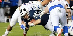 BYU drops 5 in a row for first time since 1970 after falling to Boise State