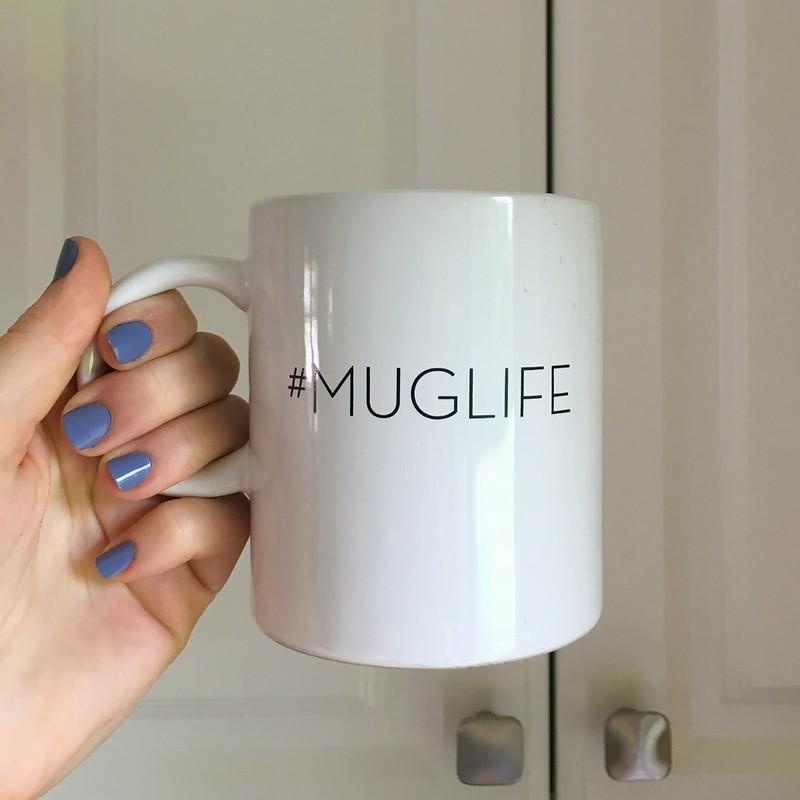 hashtag muglife mug