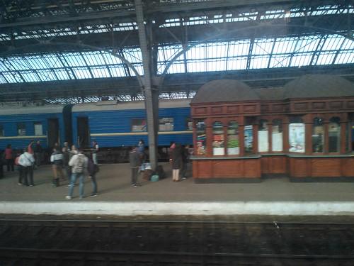 Lviv railway station
