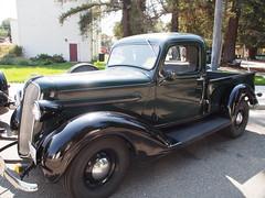 1937 Plymouth PT25 Pickup 'K4863' 1