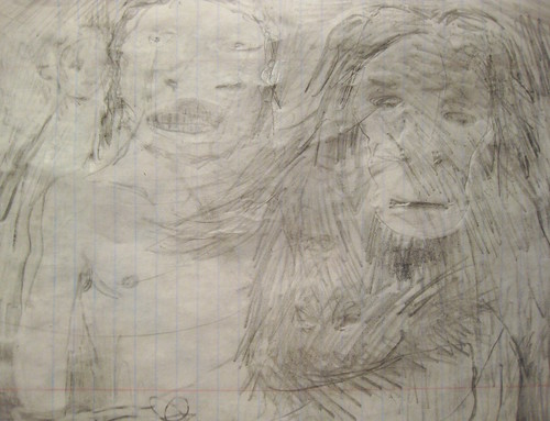 Ghost Ape