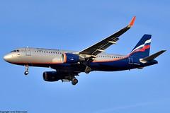 Aeroflot A320-214 VP-BLL SVO 2015-12-11  #spotting #споттинг #самолет #plane #planes #aviation #avia #самолеты #airbus #aeroflot #аэрофлот #spotting_su