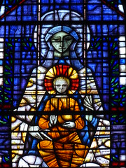 John Hayward Stained Glass