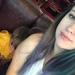 Sometimes you just pass out in the middle of eating.... #tko by bartlewife