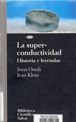 Sven Ortoli y Jean Klein, La superconductividad