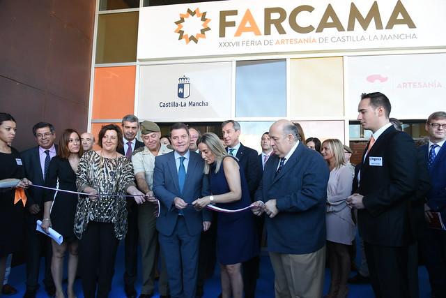 XXXVII edición de la Feria de Artesanía de Castilla-La Mancha 'FARCAMA 2017'